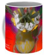 Colourful Flowers Coffee Mug