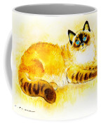 Colourpoint Cat Coffee Mug
