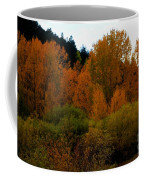 Colours In A Season Coffee Mug