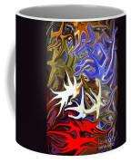 Colours Melting 3 Coffee Mug
