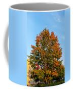 Colours Of Autumn Coffee Mug