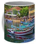Colours Of Greece Coffee Mug