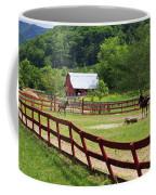 Colts On A Farm Coffee Mug