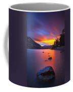 Columbia Morning Fire Coffee Mug