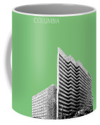 Columbia South Carolina Skyline 2 - Apple Coffee Mug