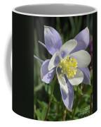 Columbine Flower Coffee Mug