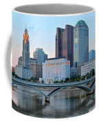 Columbus Panorama Coffee Mug