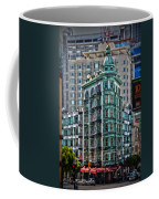 Columbus Tower In San Francisco Coffee Mug