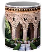 Columns And Arches No4 Coffee Mug