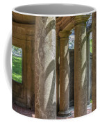 Columns At Cranes Coffee Mug