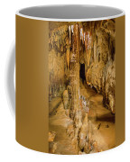 Columns In The Caves Coffee Mug