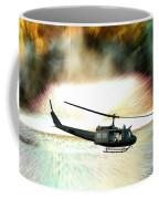 Combat Helicopter Coffee Mug