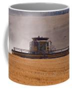 Combine Harvester And Cows Coffee Mug