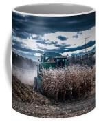 Combining Corn Coffee Mug