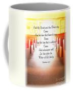 Come Coffee Mug