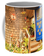 Come On In To A Mendocino Art Studio Coffee Mug