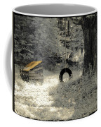 Come Out And Play Coffee Mug by Luke Moore