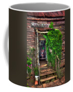 Sharecroppers Country Market Come Right In Coffee Mug by Reid Callaway