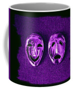 Comedy And Tragedy Masks 2 Coffee Mug