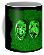 Comedy And Tragedy Masks 3 Coffee Mug