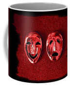 Comedy And Tragedy Masks 4 Coffee Mug