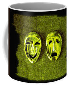 Comedy And Tragedy Masks 6 Coffee Mug