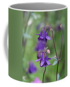 Comfort In Purple Coffee Mug
