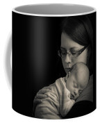 Comforting Shoulder Coffee Mug