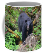 Coming Downhill Coffee Mug