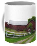 Coming Home - Digital Painting Effect Coffee Mug