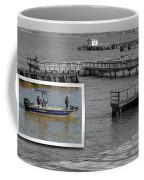 Coming In To Dock Coffee Mug