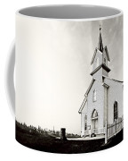 Coming Out Of The Mist Coffee Mug by Marcia Colelli