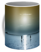 Coming Out Of The Sun Coffee Mug