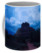 Coming Storm Bell Rock Coffee Mug