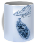 Coming Up For Air Coffee Mug