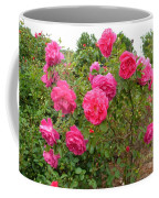 Coming Up Rosy Coffee Mug