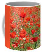 Commemorative Poppies Coffee Mug