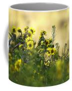 Common Brighteyes Natural Bouquet Coffee Mug