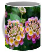 Common Lantana Flower Coffee Mug