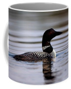 Common Loon 8 Coffee Mug