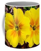Common Primrose 1 Coffee Mug