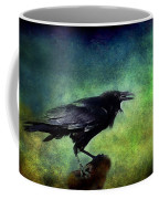Common Raven Coffee Mug