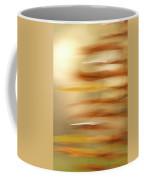 Common Sword Ferns, Polystichum Coffee Mug
