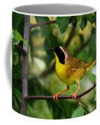 Common Yellowthroat Warbler Coffee Mug
