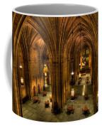 Commons Room Cathedral Of Learning University Of Pittsburgh Coffee Mug