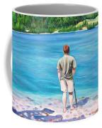 Communicating With Nature  Coffee Mug
