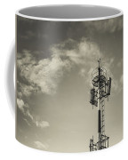 Communication Tower Coffee Mug