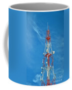 Communications Mast Hua Hin Coffee Mug