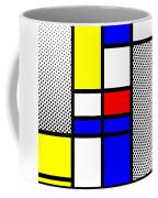 Composition 112 Coffee Mug