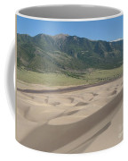 Composition Divide Coffee Mug